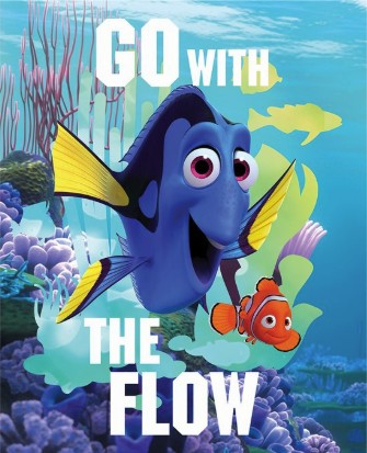 Canvas Finding Dory